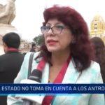 """Colegio de Antropólogos: """"El Estado no toma en cuenta a nuestros profesionales"""""""