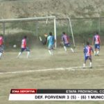 Defensor Porvenir 3 (5) – (6) 1 Municipal FC
