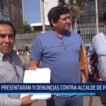 Presentarán 11 denuncias contra alcalde de Pacasmayo
