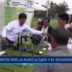 Trujillo: Se realizó foro sobre Agricultura y Desarrollo en el Día del Campesino