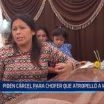 Buenos Aires: Piden cárcel para chofer que atropelló a adolescente