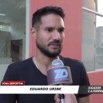 Declaraciones del equipo Carlos A. Mannucci