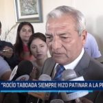 "Alcalde de Trujillo: ""Rocío Taboada siempre hizo patinar a la prensa"""