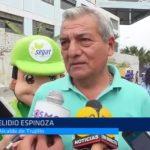 """Elidio Espinoza: """"Se debe respetar a los seres humanos y, mucho más, si es mujer"""""""