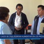 La Libertad: Casos de zika podrían aumentar en los próximos días