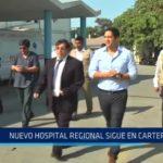 La Libertad: Nuevo Hospital Regional sigue en cartera