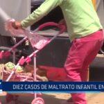 DEMUNA: 10 casos de maltrato infantil en Laredo
