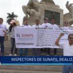 Trujillo: Inspectores de SUNAFIL realizan paro