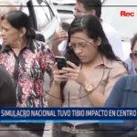 Trujillo: Simulacro nacional de sismo y tsunami tuvo tibio impacto en Centro Histórico