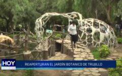 Reaperturan Jardín Botánico de Trujillo