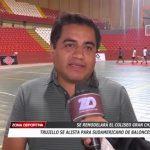 Trujillo se alista para Sudamericano de Baloncesto