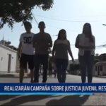 Trujillo: Realizarán campaña sobre justicia juvenil restaurativa