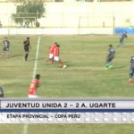 Juventud Unida 2 – 2 Alfonso Ugarte