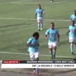 Defensor La Bocana 6 – 0 Willy Serrato