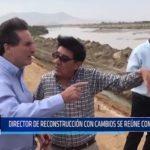 Lambayeque: Director de Reconstrucción con Cambios se reúne con autoridades