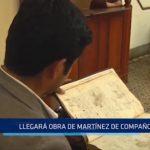 La Libertad: Obra de Martínez Compañón llegará al Archivo Regional