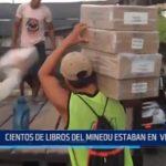 Iquitos: Cientos de libros del MINEDU estaban en vivienda