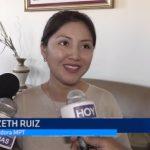 """Liseth Ruiz: """"Actitud de Charles Paredes es una cobardía"""""""