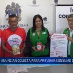 Trujillo: Anuncian colecta para prevenir consumo de drogas