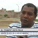 Alfonso Ugarte ya está en la Departamental