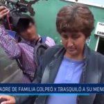 Laredo: Madre de familia golpeó y trasquiló a su menor hijo