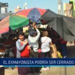 Trujillo: Ex mercado Mayorista podría ser cerrado en 10 días
