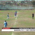 Municipal FC 3 – 1 Defensor Porvenir