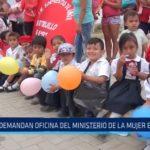 Trujillo: Demandan oficina del Ministerio de la Mujer en la provincia