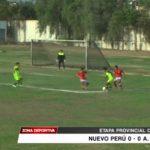 Nuevo Perú 0 – 0 Alfonso Ugarte