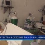 La Libertad: Detectan 4 casos de zika