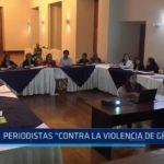 La Libertad: Periodistas contra la violencia de género