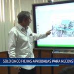 Piura: Sólo cinco fichas aprobadas para reconstrucción