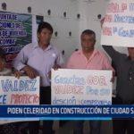 Coscomba: Piden celeridad en construcción de ciudad satélite