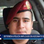 Huanchaco: Detienen a policía implicado en asesinato de juez de Paz