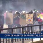 Venezuela: Cifra de muertos en protestas sube a 75