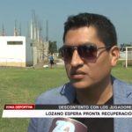 Mannucci: Lozano espera pronta recuperación del equipo
