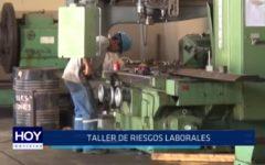 Taller de riesgos laborales en Trujillo