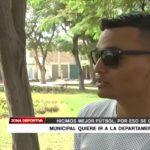 Roberto Vargas: Municipal quiere ir a la Departamental