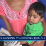 Alto Trujillo: Realizan campaña de salud contra la anemia