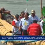 San Pedro derramó bendiciones en Huanchaco