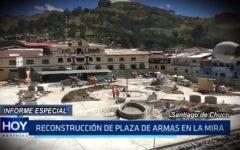 Informe Especial: Reconstrucción de Plaza de Armas de Santiago de Chuco en la mira