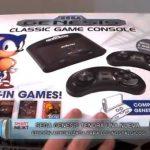 Sega Genesis tendrá una nueva edición actualizada para los nostálgicos.