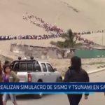 Salaverry: Realizan simulacro de sismo y tsunami