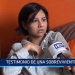 Accidente de Moche: Testimonio de una sobreviviente