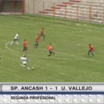 Sport Áncash 1 – 1 Universidad César Vallejo