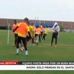 Los jugadores de la Universidad César Vallejo vuelven a las prácticas