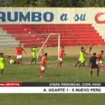 Alfonso Ugarte 1 – 0 Nuevo Perú