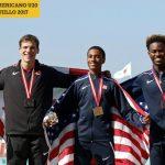 Panamericano U20: El podio se fue para norteamérica en 110 metros con vallas varones