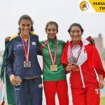 Panamericano U20: Oro y récord para México, bronce para Perú en los 10 mil metros damas