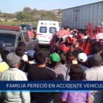 San Pedro de Lloc: Familia pereció en accidente vehicular